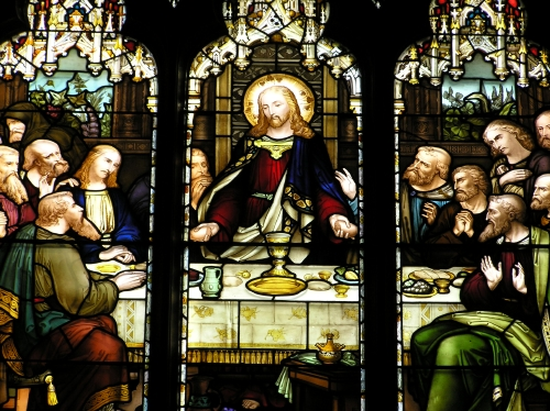 last-supper-window-st-giles-cathedral-edinburgh