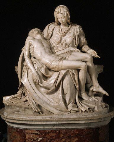 Nichelangelo's Jesus after the Cross